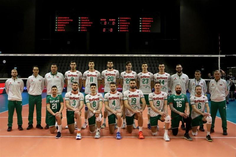 Волейболистите стартираха успешно европейските квалификации