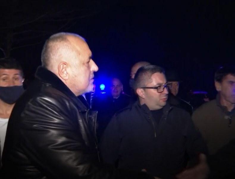 Борисов: След малко пускаме движение в една лента по Банско - Гоце Делчев