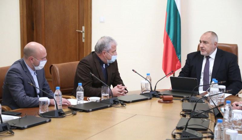Борисов: Осигурихме 1,8 милиона лева за болницата в Гоце Делчев, хората да бъдат спокойни