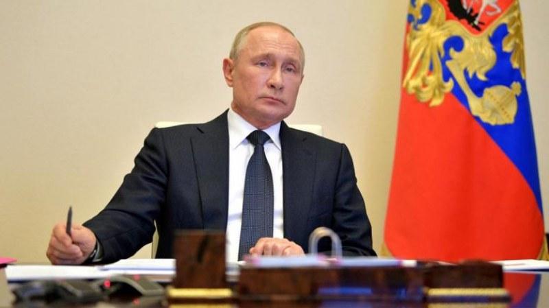 Путин нареди да започне масова ваксинация срещу COVID-19 от следващата седмица