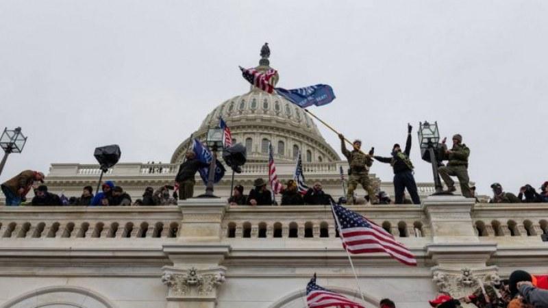 Външно с предупреждение: Избягвайте местата за масови събирания в САЩ
