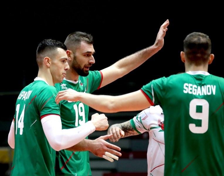 Волейболните национали стартират днес европейските квалификации в Израел