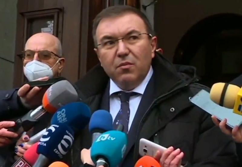 Костадин Ангелов: От понеделник стартираме втората фаза на ваксинацията, ще представим пациентско досие