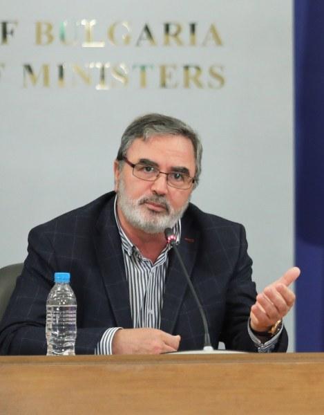 Кунчев: Мерките дават ефект, вече сме на 27-то място по заболеваемост в ЕС