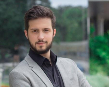 Тодор Рогошев: Най-важно ми е да помогна с това гласът на младите хора в България да бъде чут