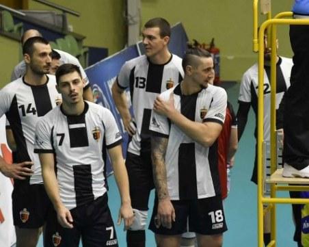 Волейболният Локомотив ще играе с Марек за Купата