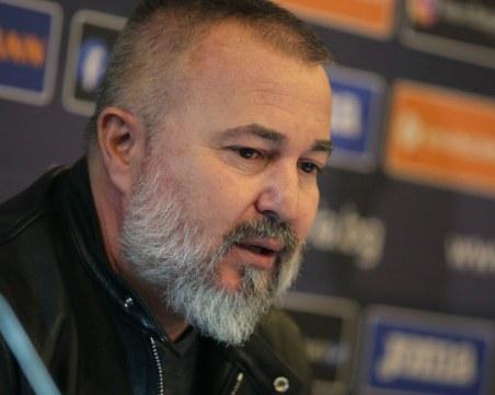Ясен Петров отказал оферта от Китай, за да поеме националния отбор