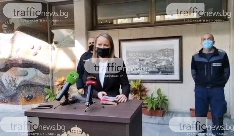 Каназирева: Евакуираме хората в хотел и къща за гости заради срутището в Дряново