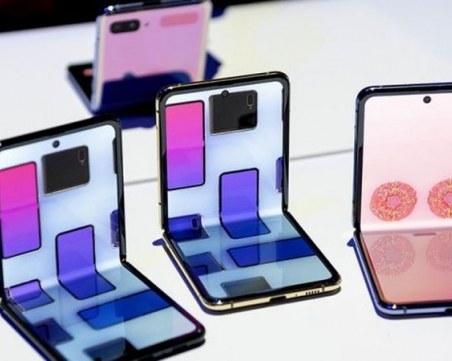 Apple работи по сгъваем iPhone