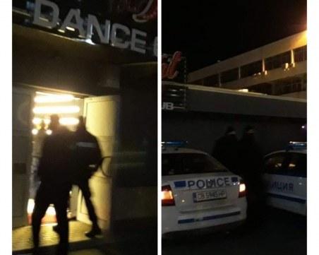 Още един незаконен купон в Пловдив! Полицията влезе в денс клуб