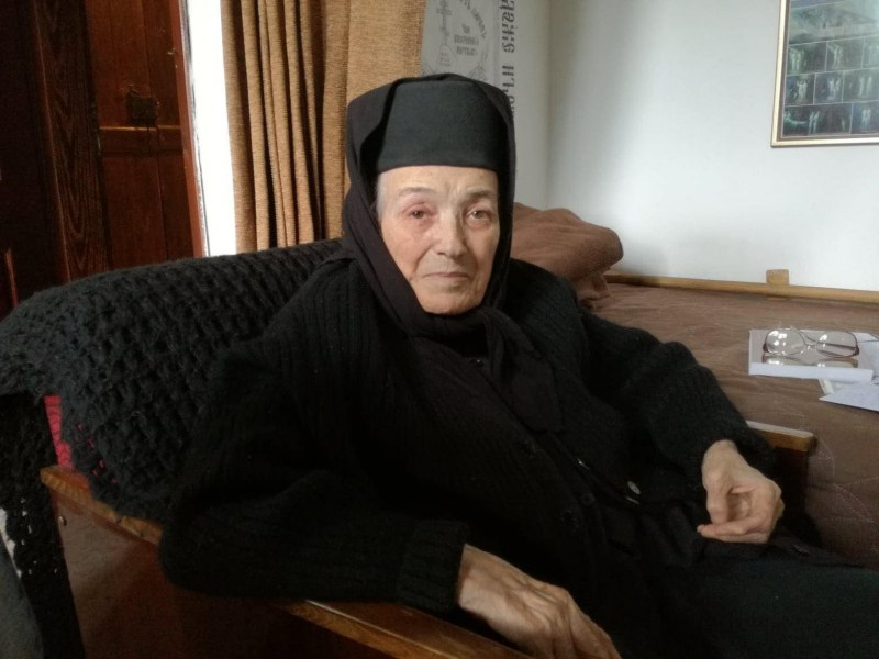 Почина игумения Валентина - будител и радетел на Калоферския женски манастир