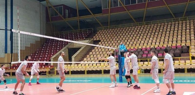 ПСК Локомотив с две контроли с ВК Нефтохимик