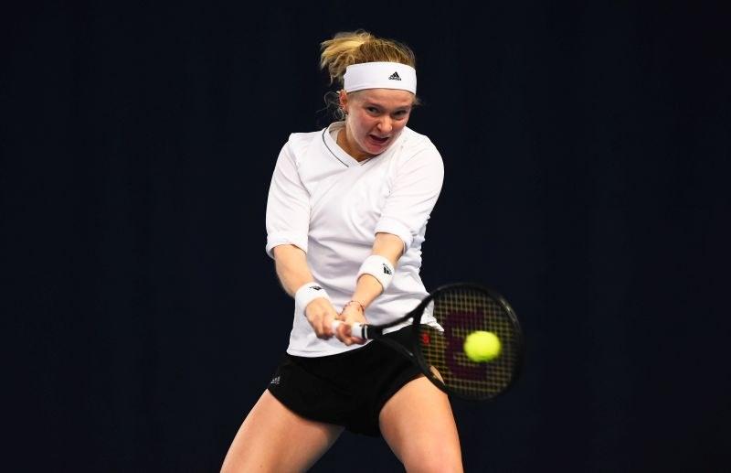 Тенисистка без 5 пръста проби в основната схема на Australian Open