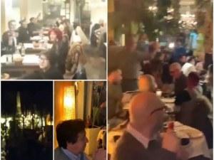 Италия започна гражданско неподчинение! Ресторантите отвориха въпреки забраните