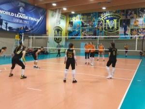 Марица победи КСМ Търговище в първата контрола между двата тима