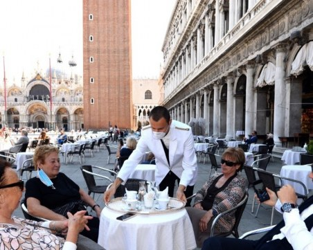 Италианските ресторантьори се обединиха, вече над 50 000 ресторанта отвориха врати