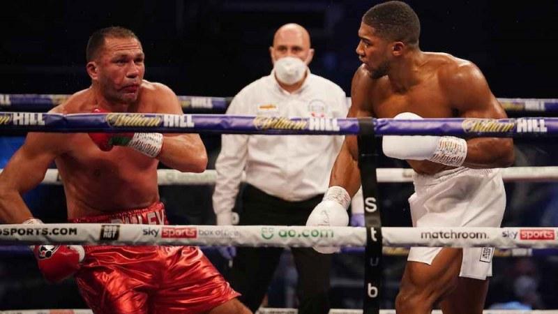 Джошуа: На ринга сме да се бием, а не да ставаме приятели