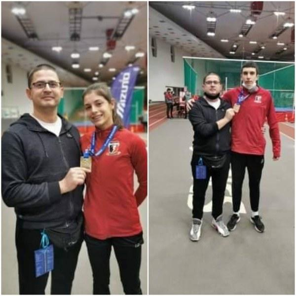 Пловдивска лекоатлетка оглави световната ранглиста, а Мартин Димитров подобри националния рекорд