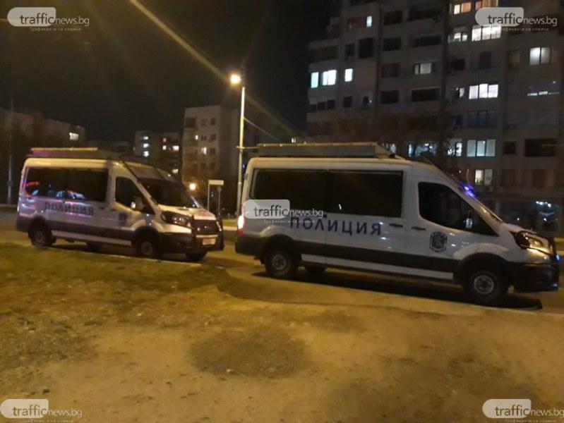 Полицията спря работещ ресторант с 60 души в София