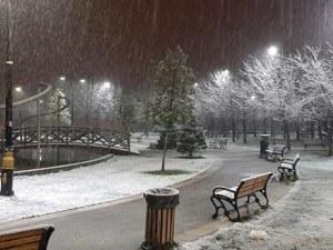 Тежка зимна обстановка в Турция