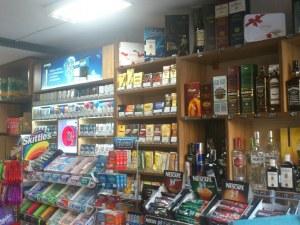 5 бона глоба за магазин от известна верига нон-стопи в Пловдив