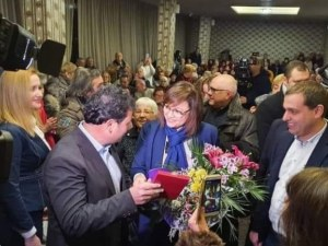 След изключването на Гергов: Нинова дейна в Пловдив, Тодор Петков поднови членството си