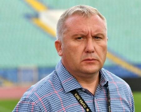 Избраха Николай Киров за най-добър треньор