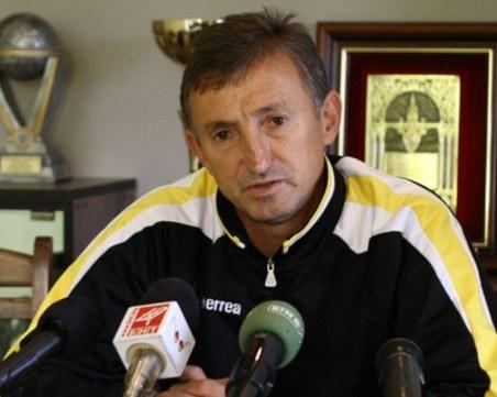 Марин Бакалов: Надявам се добрите дни пред Ботев да предстоят