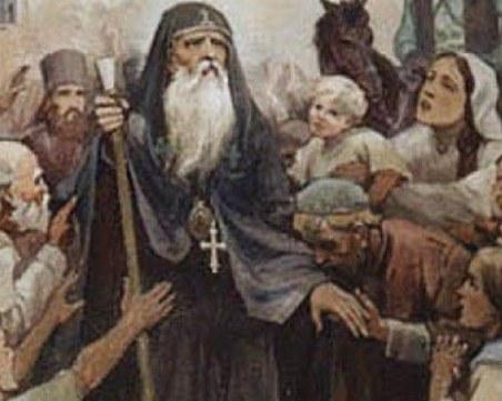 На този ден ред: Отбелязваме деня на Св. Патриарх Евтимий