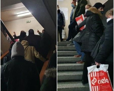 По време на епидемията: Опашки пред Кадастъра в Пловдив, граждани чакат по 6 часа да подадат молба