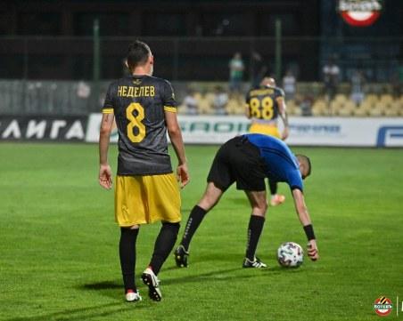 Попадение на Тодор Неделев стана гол на годината