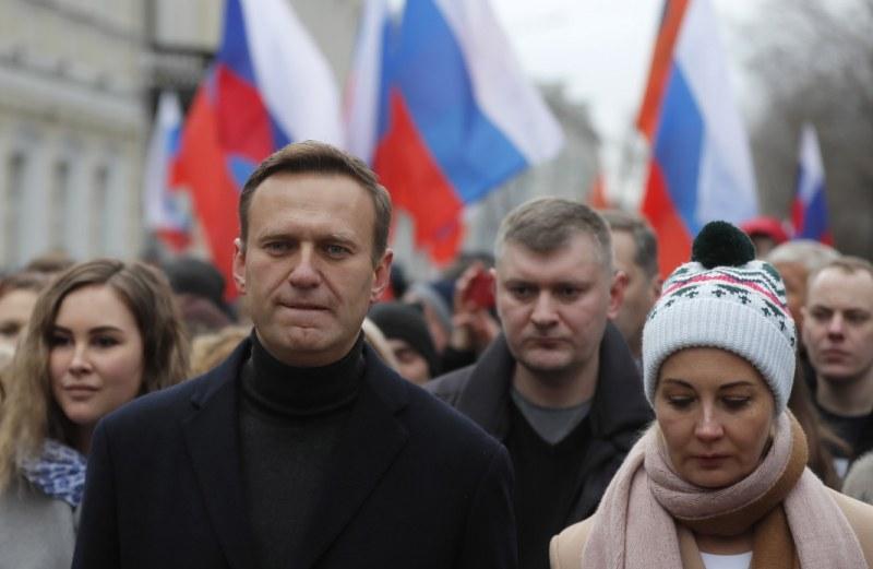 Кремъл: Арестът на Навални е работа на Русия, няма да позволим намеса