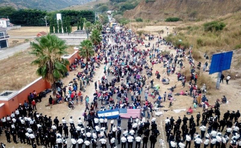 Мексико притиска САЩ да реформира имиграционната си политика