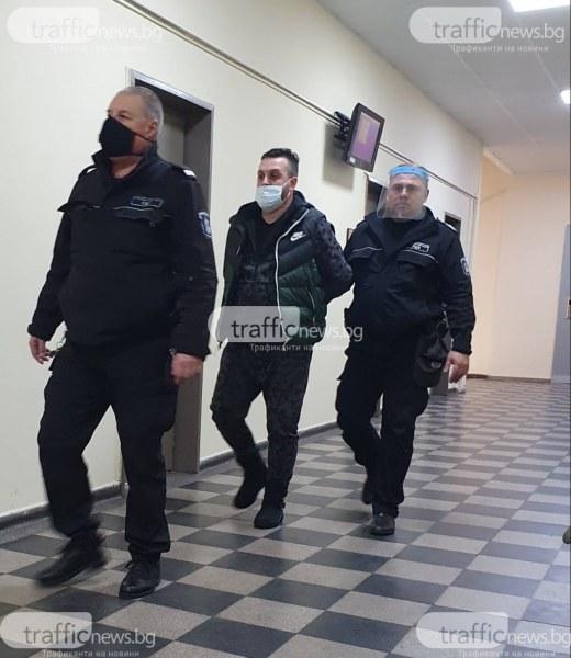 """Пловдивският Ястребовски """"ужилил"""" любовницата си с над 250 бона, ще чака делото си в затвора"""