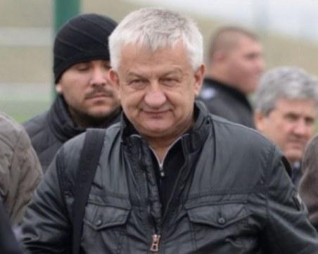 Крушарски джобът отънява, щях да наградя Митко Илиев с девойка, ако не беше женен