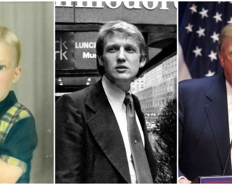 Житейската история на Доналд Тръмп: От хотелиер до президент