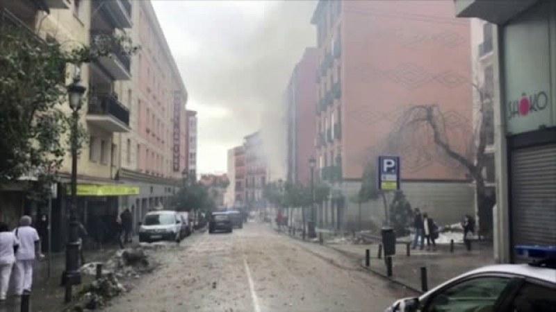 Българин е загинал при експлозията в Мадрид