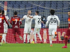 Гълъбинов се завърна с гол и асистенция, Специя отстрани Рома за Купата