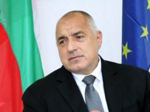 Премиерът Бойко Борисов поздрави Джо Байдън