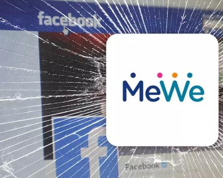 Антифейсбук социална мрежа с 2,5 милиона нови членове за една седмица