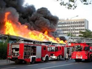 15 души загинаха при пожар в старчески дом в украински град