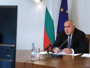Борисов ще коментира действията срещу пандемията с Европейския съвет
