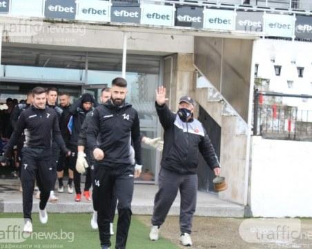 Митко Илиев беше избран за Футболист номер 1 на Пловдив