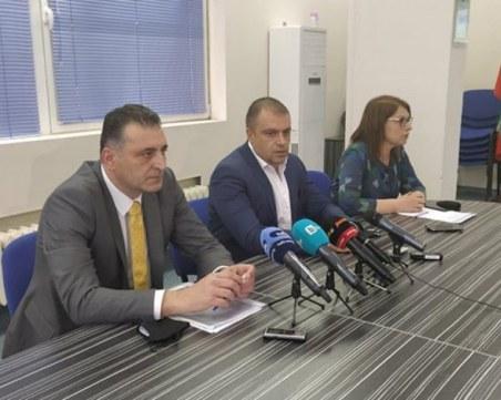 Окръжният прокурор и шефът на полицията разкриват схема за пране на пари в Пловдив