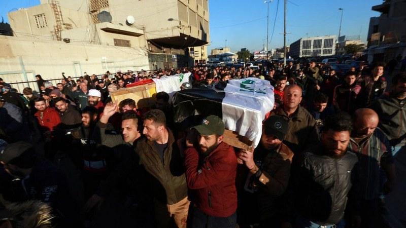 Ислямска държава стои зад смъртоносните атаки в Багдад