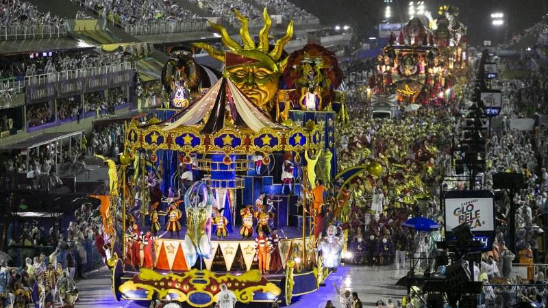 Карнавалът в Рио де Жанейро  се отменя заради пандемията