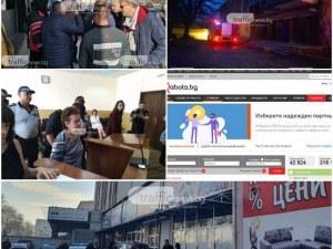 ОБЗОР: Разбиха мащабна схема за търговия с ментета, над 400 таксиметрови шофьори в Пловдив остават без работа