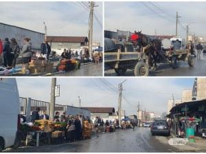 Животът в Столипиново: Дезинфекция само чрез напитки, дистанцията - мираж