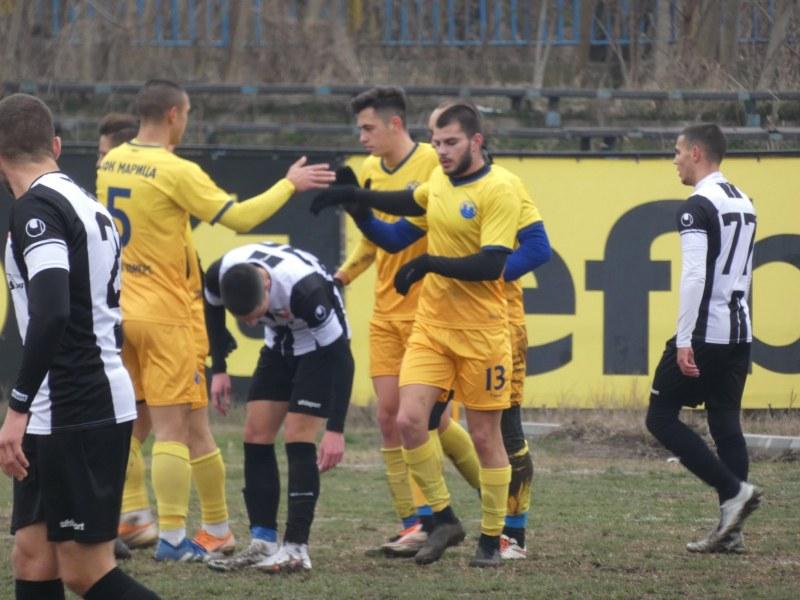 Марица победи убедително старшата на Локомотив
