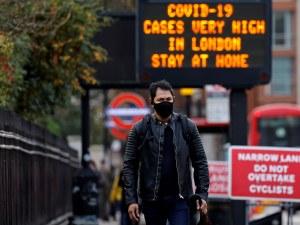 Великобритания отчете 1348 смъртни случая с коронавирус